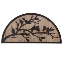 Perching Birds Wall Art