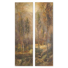 Woodland Panels Wall Art