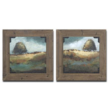 Trees Of Love Framed Art Set/2