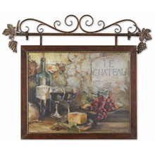 Le Chateau Framed Art