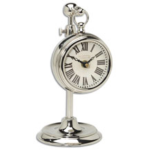 Pocket Watch Nickel Marchant Cream