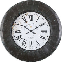 "Peronell 45"" Wall Clock"