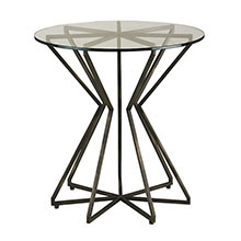 Charbon Side Table