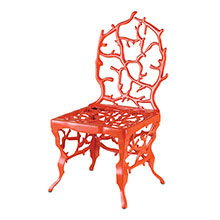 Corail Chair, Red