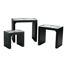 Mosaic Top Nesting Tables