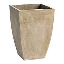 Medium Curve Square Planter