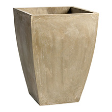 Large Curve Square Planter