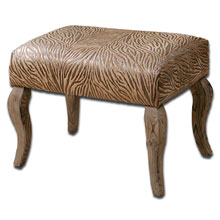 Majandra Cushioned Small Bench