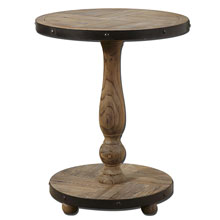 Kumberlin Wooden Round Table