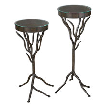 Esher Plant Stands Set/2
